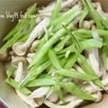 タラと野菜のロンド蒸し