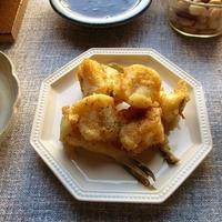 GABANスパイスの『イタリアンパセリ』と『ガラムマサラ』で白身魚のふんわりカラっと揚げ♪