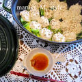 STAUBでふわ~とろ~お豆腐団子の蒸し煮&クリーミスープ2種類