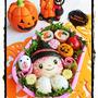 *ハロウィン魔女っ子ちゃん弁当とハロウィンパレード*