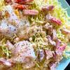 春キャベツのホットサラダ