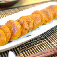 かぼちゃ餅☆バタポン味