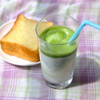 飲む豆乳ヨーグルト 抹茶味