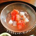 《ナタデココ入り》アセロラとルビーグレープフルーツのふるふる寒天ゼリーのレシピ