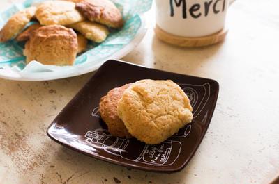 ホケミでサクサクのトースタークッキー