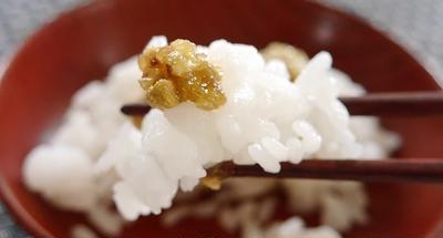 ★ 夏蕎麦の実でヤミツキ蕎麦の実味噌