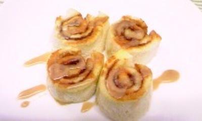 食パン DE シナモンロール