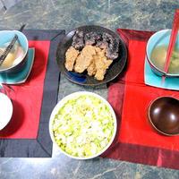 1月5日★ベトナムで買った食器でお雑煮!!(*^_^*)
