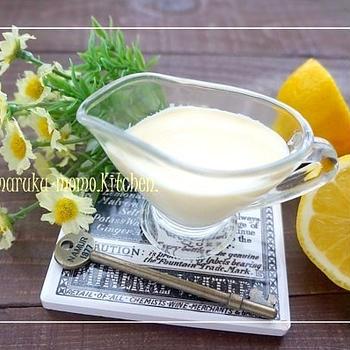 レモンヨーグルトソース