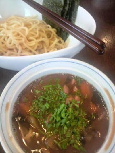 煮物リメイク☆つけ麺