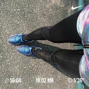 10キロマラソン部