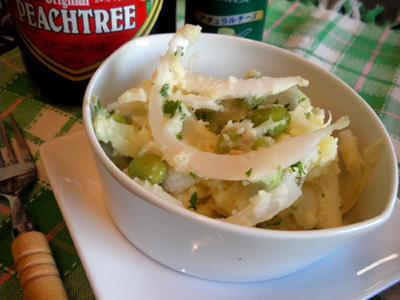 枝豆ポテトサラダ