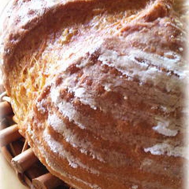 はじめてのパン・ド・カンパーニュ