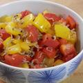 レシピ掲載ありがとうございます♪簡単☆パプリカとおじゃこのごま塩炒め by kaana57さん