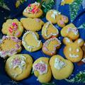 【38w】娘のイヤイヤとクッキー作り