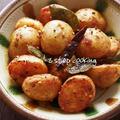 ★レシピ★新じゃがで美味しいインド料理♪スパイシーなフライドマサラポテト