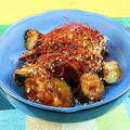 食材1つの「なすの甘酢炒め」は覚えやすい調味料でご飯と好相性の献立!