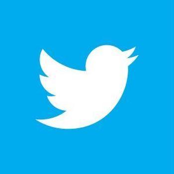 Twiter始めました!