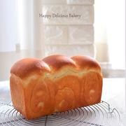 今年初焼きの食パンは