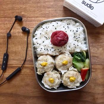 焼売弁当 ᐠ( ᐛ )ᐟ