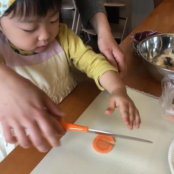 2歳からの親子キッチン