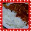 26日の夕食『ハヤシライス』・ブロッコリーのお話
