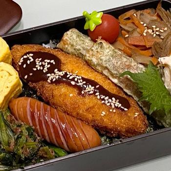 【お弁当】お弁当作り/bento/海苔弁《旦那弁当》