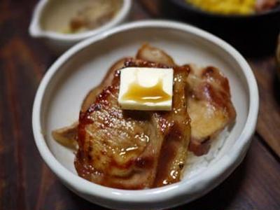簡単!豚丼