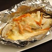 簡単フライパンクッキング!味噌マヨで鮭のホイル焼き