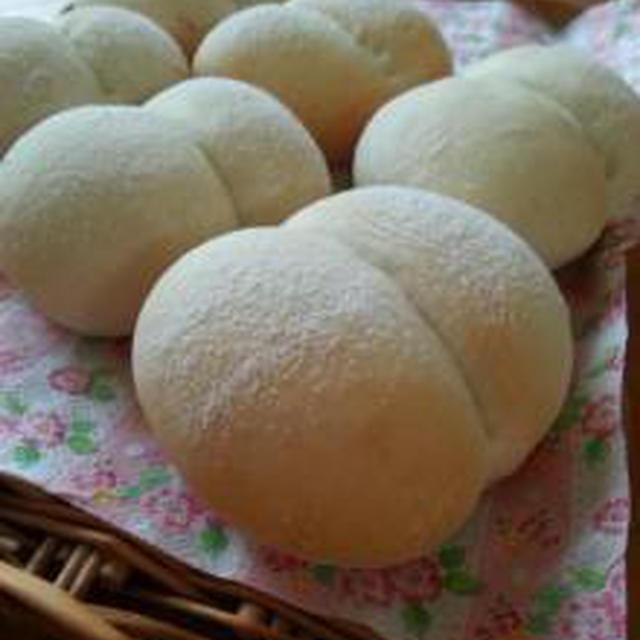 9月のパン教室メニュー