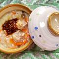 鶏と野菜の韓国粥
