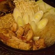 クックパドさんの「鶏すき焼き」の人気検索で1位【鶏すき焼き☆美味しい割り下のレシピ】