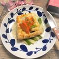 料理教室☆きまぐれランチ♪タラのハーブポテト☆パイ包み焼き