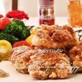 カリッ&ピリッと花椒塩de本格☆鶏のから揚げ by ジャカランダさん