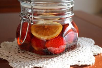 苺とレモンの春フルブラ