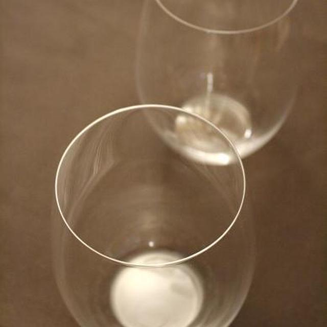 極上のワイングラスと【キッシュパイ&手羽先タレ】