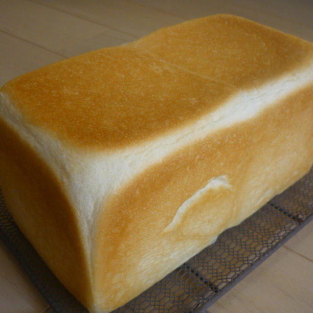 久々の角食パン♪
