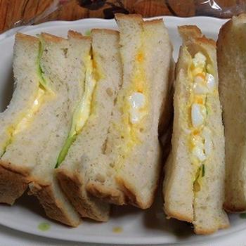 ライ麦入り山食~サンド~