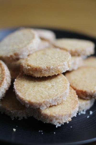 トリプルココナッツクッキー レシピつき