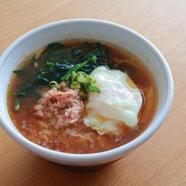 ちょい足しで!マルちゃん正麺醤油味が本格魚介系醤油ラーメン
