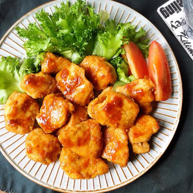 ♡超簡単*時短*節約♡鶏むね肉de照りマヨチキン♡【#照り焼き#マヨネーズ#鶏肉】