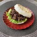 焼肉ライスバーガー(牛肉)