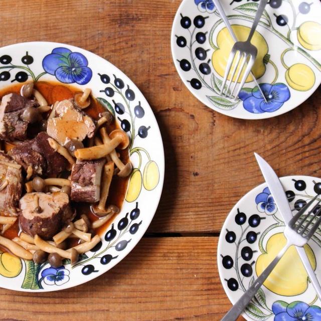 脂質4.35gのダイエット豚ヒレ肉の赤ワイン煮込みレシピと30の栄養