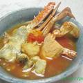 紹介のお礼&海鮮鍋セットで簡単~ブイヤベース♪ by ei-recipeさん