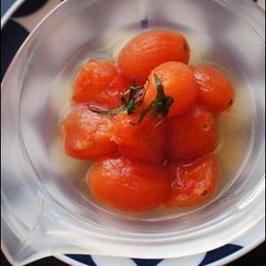 食卓のいろどりに♪「プチトマト」だけでつくる一皿レシピ