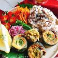 天ぷらさっくり!【炭酸水で秋刀魚ロール】秋刀魚の梅しそ天ぷら(動画有)