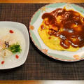 びっくりの明るいおめでたいニュース☆ちょっと豪華な中華粥♪☆♪☆♪