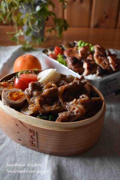 【鶏肉のオイスター焼き】#漬け焼き#簡単#時短#お弁当 …たまに出かけると良いこともある。