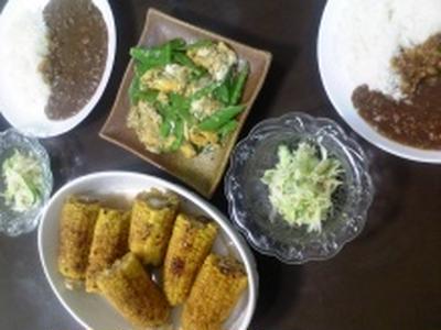 夕ご飯(*^_^*)