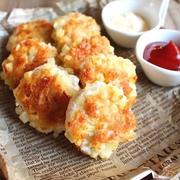 勝手に一周年記念*去年の今日のレシピ「鶏むね肉のガーリックチーズハッシュポテト」